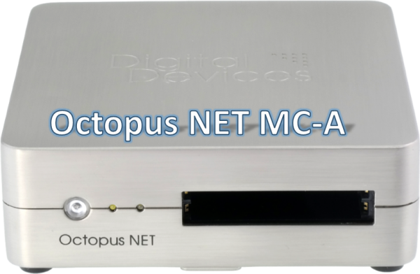 Octopus NET MC-A (12/08) - Multicast IP Streaming Server