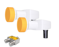 Unicable II Set - 2 Satellites - Unicable LNB