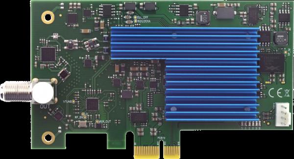 DD RESI DVB-C FSM 8 QAM Modulator Card - PCI Express