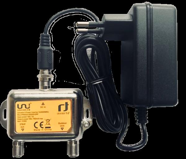 Unicable II Power Inserter inkl. Netzteil - WSP-IDLU-PINS02-OOOOO-OPP 5380