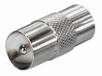Koax-Stecker auf Koax-Stecker