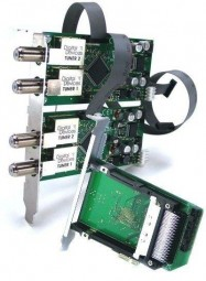 2x DuoFlex S2 & Octopus Twin CI (Set) - 4 Tuner DVB-S/S2 + 2x CI Slot für PCIe