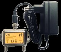 Unicable power inserter incl. power supply - WSP-IDLU-PINS02-OOOOO-OPP 5380