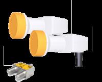Unicable II Set - 2 Satellites - Unicable LNB