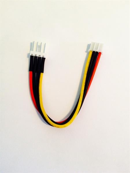 Power Cable Sherlock auf 3,5 Molex M - ca.10 cm