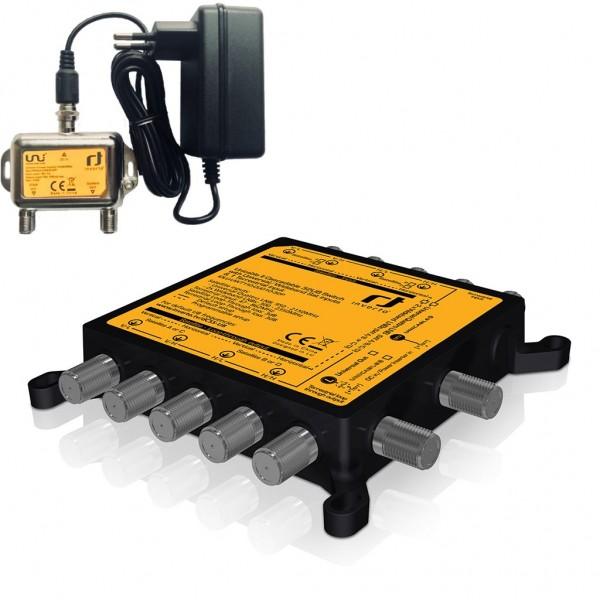 Inverto Unicable I / II Multischalter 1-2/32/1 - IDLU-UWT110-CUO1O-32P