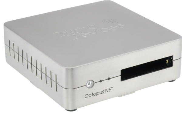 Digital Devices Octopus NET V2 Max M4 - SAT>IP Networktuner